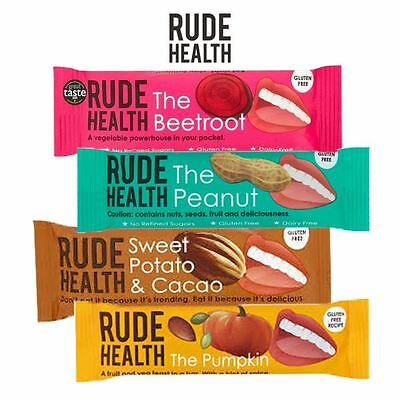Rude health Snack Bar 35g  Pack of 18