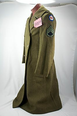 Ww2 Us Overcoat