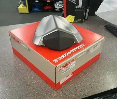 12-14 Yamaha Genuine Seat Cowl Grey