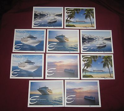Princess Cruises Note Cards