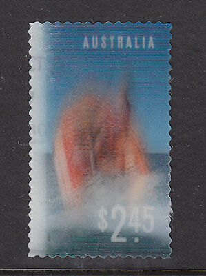 2007 Lifesaver $2.45   3D  Stamp Used, This Is Scarce!!!!