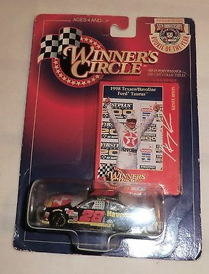 Havoline  50th Anniversary Car Kenny Irwin Winner's Circle  1/64 Scale New Vtg