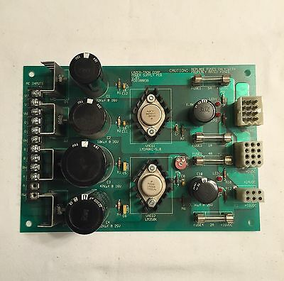 Lasertron Spin To Win Power Supply Board Working