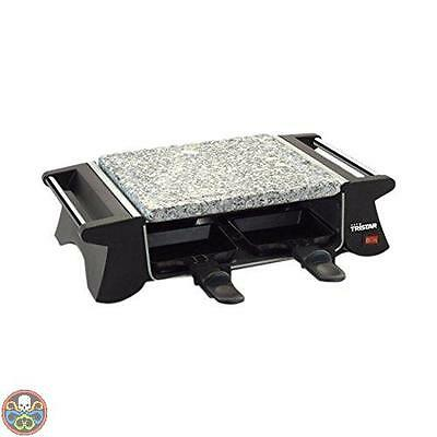 Tristar Black Ra-2990 Raclette Grill A Pietra Nuovo