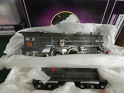 Mth =10-1058 400E Grey W/nickel Trim Contemporary Engine & Tender  New In Box
