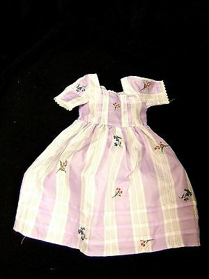 American Girl Doll Felicity's Traveling Gown