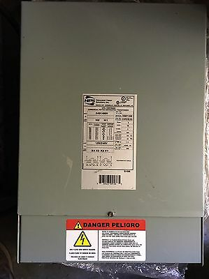 New! HAMMOND C1F015LES 15KVA 1 Phase 240/480V Primary 120/240 V Secondary