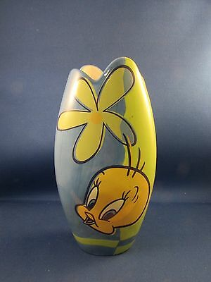 Tweety Bird Ceramic Vase Warner Bros