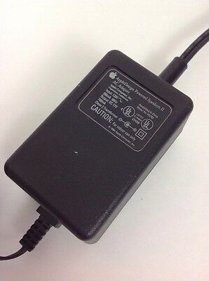 Genuine Apple Power Supply AC Adapter 12V M2763 AppleDesign Powered Speakers II