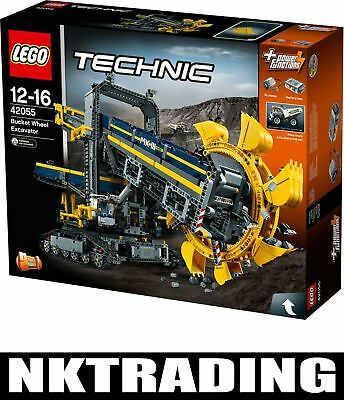 LEGO Technic Bucket Wheel Excavator 42055 SEALED