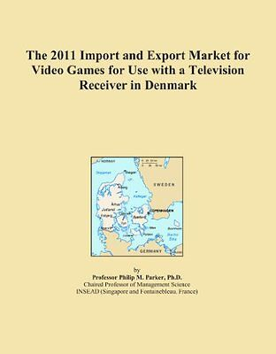 The 2011 Import and Export Market for Video Games for Use with a Television Rece