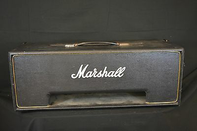 Vintage 1970s Marshall JCM  EMPTY Head Cabinet * Semi-Project * CABINET ONLY