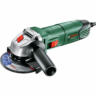 new Bosch PWS 750-115 115mm ANGLE GRINDER 240V 06033A2470 3165140594042