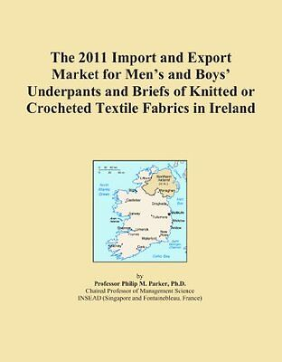 The 2011 Import and Export Market for Men's and Boys' Underpants and Briefs of K