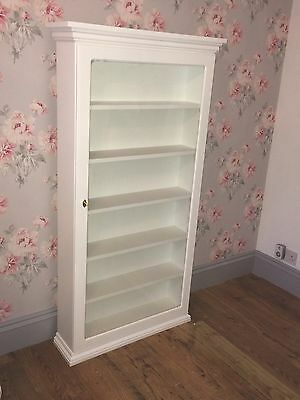 display cabinet, Unpainted and Free Delivery