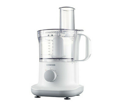KENWOOD FPP210 Multipro Food Processor 750 W 2.1 litres 2 Speed Levels White