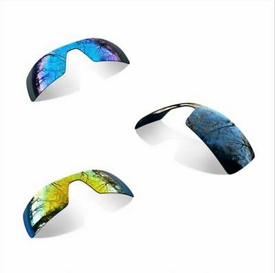 Newpolar Replacement Lenses for oakley oil rig different colors