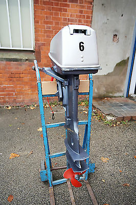 evinrude 6hp 2 stroke long shaft