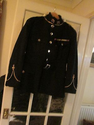 Theater Made Police Band Jacket