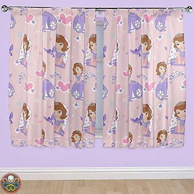 Disney Tg: 182 H X 168 L Centimeters Multi Sofia The First Tenda 72 Nuovo
