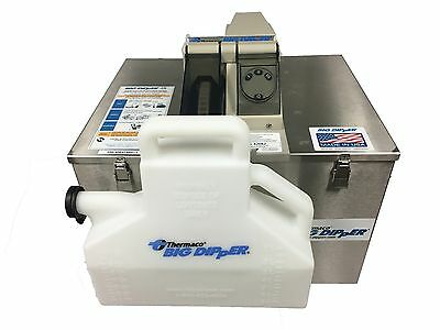 Thermaco Big-Dipper W-250-IS 25 GPM Grease Interceptor