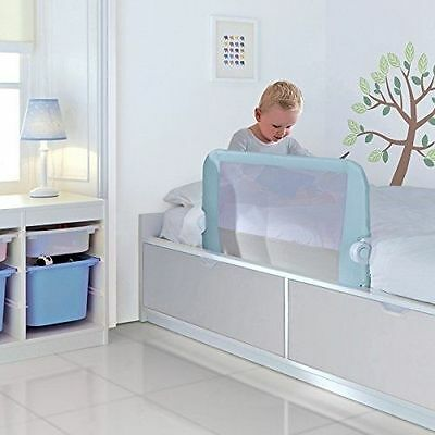Lindam Easy Fit Bed Guard In Blue;new!!!!!!!