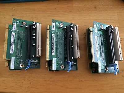 FREE SHIP lot of 3 0G5459 Dell Dcne Riser card Board CN-0G5459-13740 tested