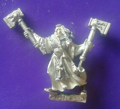 sister superior of Sigmar Mordheim Citadel gw games workshop sisters female