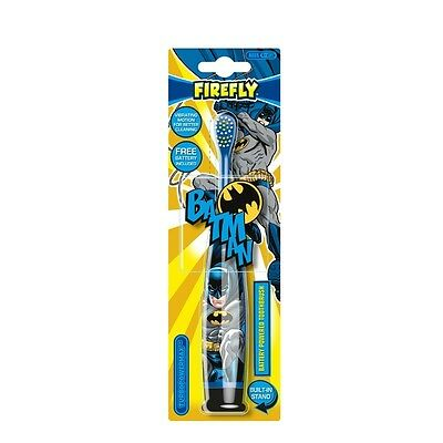 Batman Battery Operated Electric Turbo Toothbrush