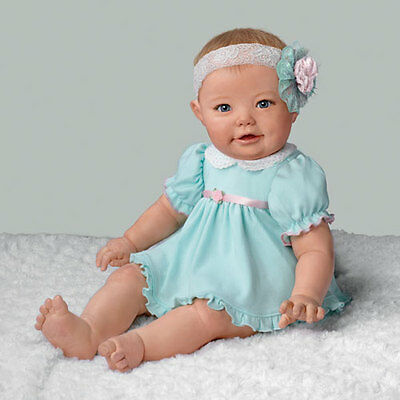 Ashton Drake Emerie Baby Doll by Ping Lau - 2015 baby photo contest winner