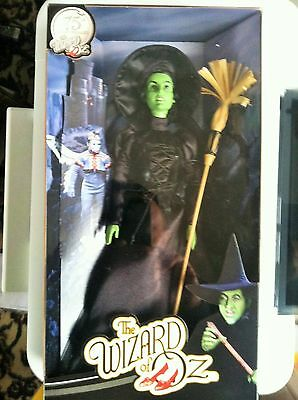 Brand NewBarbie - Wicked Witch of the West-Wizard of Oz 75th Anniversary/Excell
