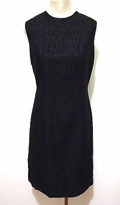CULT VINTAGE '60 Abito Vestito Donna Cotone Cotton Woman Dress Sz.M - 44