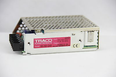 Traco Power SXi50-24S Switching Power Supply Single Output 50W 24VDC 2.2A