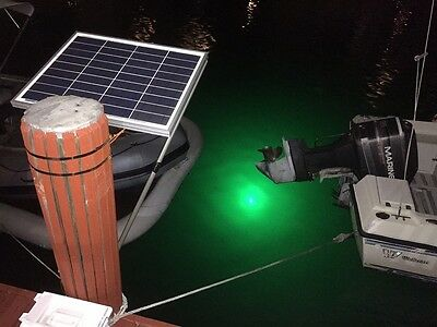 30W 12V Led: Underwater Night Fishing Or Create  Accent Light Next To Dock Pond