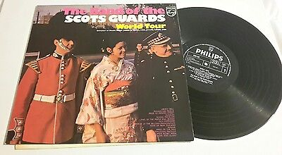 The Band of the Scots Guards - World Tour - vinyl lp