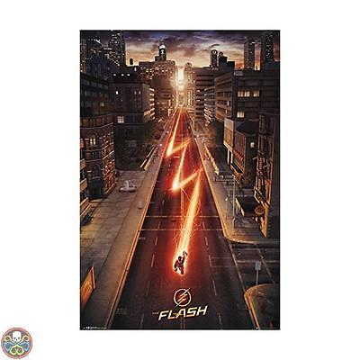 Gb Eye Ltd The Flash One Sheet Maxi Poster 61 X 91,5 Cm Nuovo