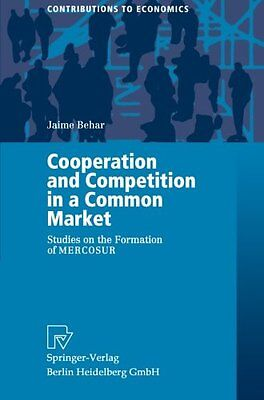 Cooperation and Competition in a Common Market: Studies on the Formation of Merc
