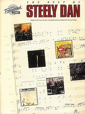 The Best of Steely Dan - 2nd Edition (Transcribed Score). Band Score Sheet Music