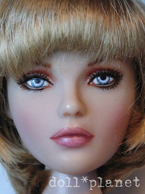 """OOAK GENE DOLL Wigged Repaint by CLD 16"""" Ashton Drake with blonde wig BEAUTY!"""