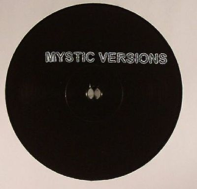 "MYSTIC VERSIONS - Mystic Versions 01 - Vinyl (hand-stamped 12"")"