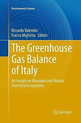 The Greenhouse Gas Balance of Italy: An Insight on Managed and Natural Terrestri