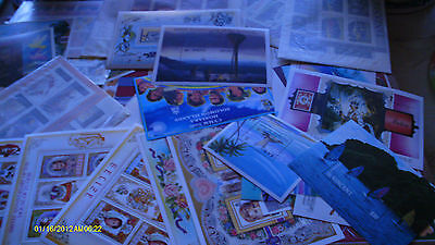 large commonwealth stamp collection good cv