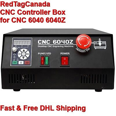 CNC Controller Box for CNC 6040 6040Z DHL Factory Direct