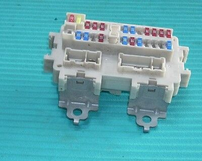 2007 Infiniti M35 3.5L Under Dash Cabin Fuse Box Genuine OEM