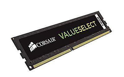 Corsair ValueSelect Memoria RAM da 16 GB, DDR4, DIMM 288, CL15, 1.2V, Non-ECC, U