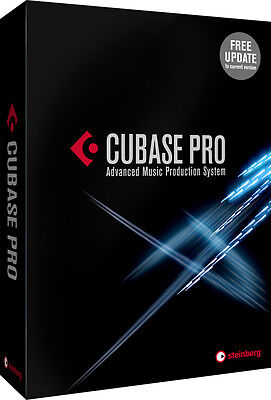 Steinberg Cubase Pro 9 Professional DAW Music Recording Production Software