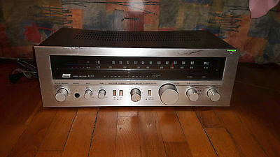 SANSUI R-50 AM FM Amplifier Receiver Vtg Stereo Equipment Made In Japan Clean