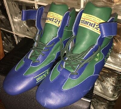 Stand 21 Racing Shoes Krohn Racing Size 12 NEW