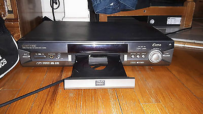Samsung Nuon Enhanced DVD Player DVD N2000 3D Game Rare Machine works great!!
