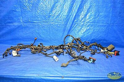 2013 2014 Ford Focus ST Hatchback Wiring Harness Chassis